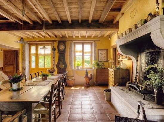 кухни прованс на фото (12)