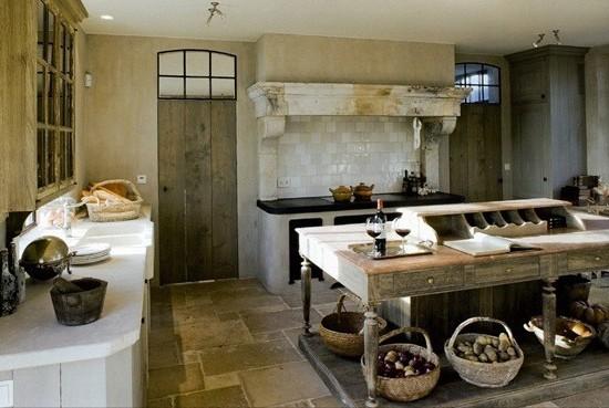 кухни прованс на фото (9)