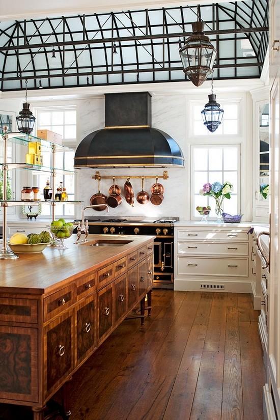 кухни прованс на фото (8)