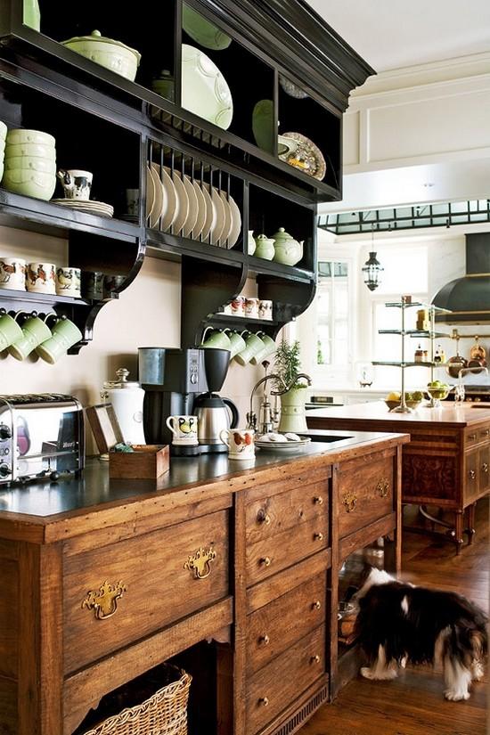 кухни прованс на фото (7)