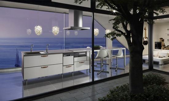 кухни в японском стиле (9)