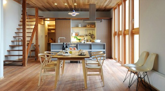 кухни в японском стиле (6)