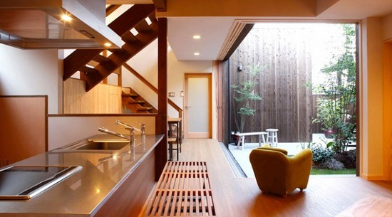 кухни в японском стиле (1)