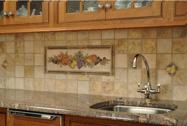 Дизайн плитка для кухни фото