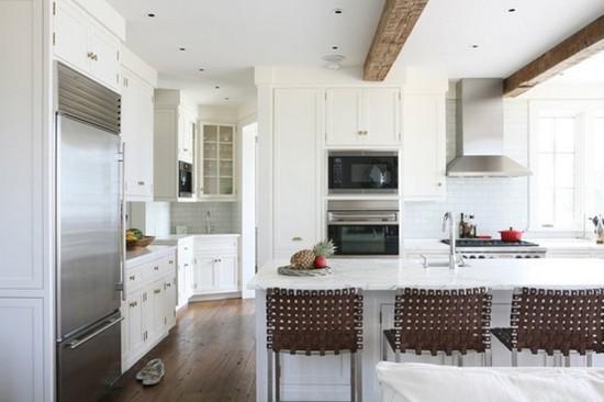 Кухня в скандинавском стиле на фото (20)