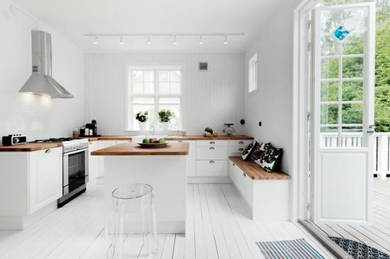 Кухня в скандинавском стиле на фото (19)
