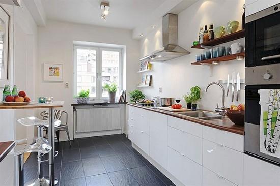 Кухня в скандинавском стиле на фото (15)