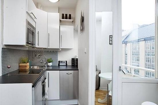Кухня в скандинавском стиле на фото (13)