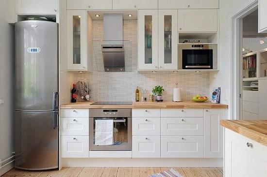 Кухня в скандинавском стиле на фото (7)
