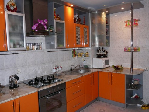 угловые кухни на фото (7)