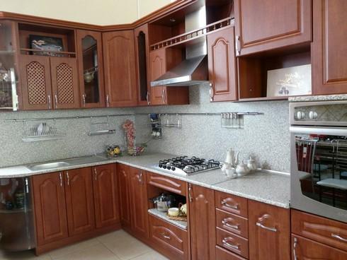 угловые кухни на фото (2)
