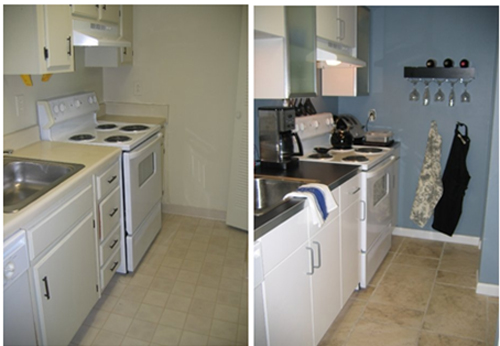 фото кухни в хрущевке после ремонта