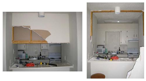 процесс ремонта кухни в хрущевке