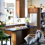кухня икеа на фото