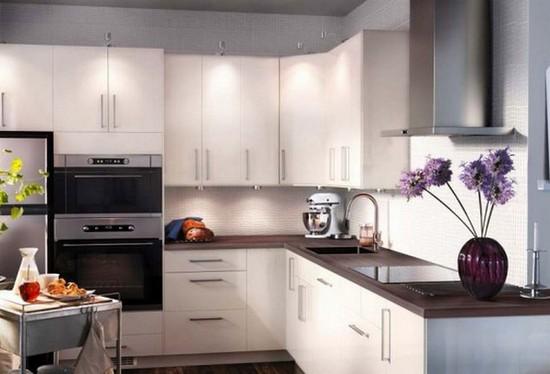 угловая кухня икеа 2013
