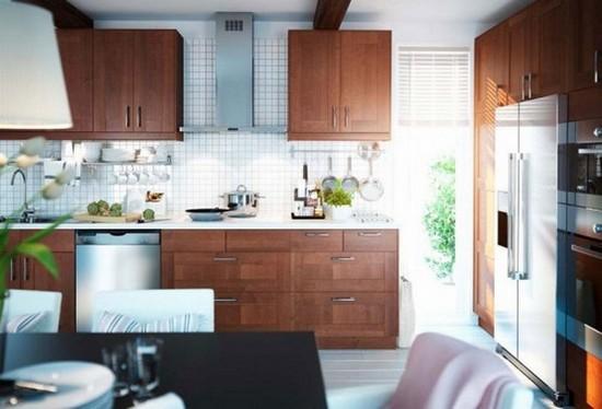 Для кухни и применение в них кухонь