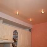 Виды потолков для кухни