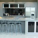 Красивые барные стулья для кухни