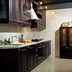 Фото элитных кухонь