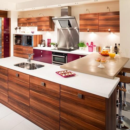 кухня арт деко фото
