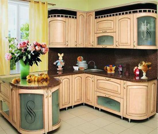 фото ретро кухни