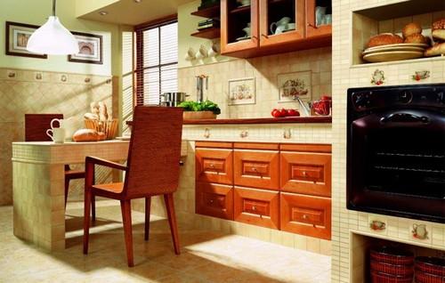 керамическая плитка 10x10 для кухни
