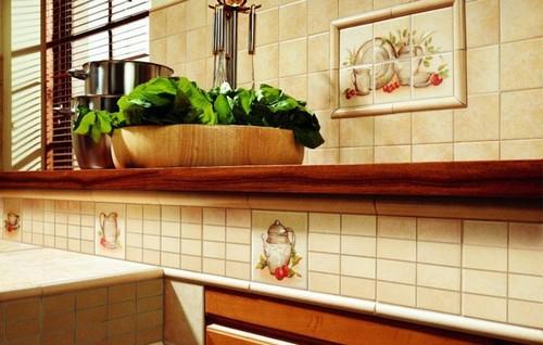 плитка 10x10 кухня
