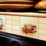 Плитка для кухни 10х10