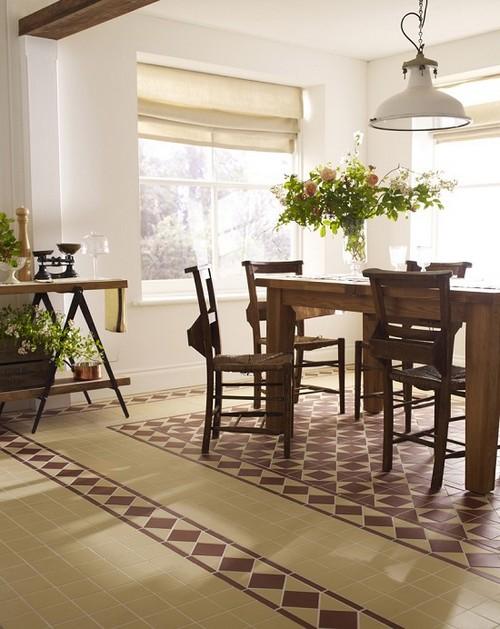 Carrelage pour cuisine professionnelle maison design for Sol cuisine professionnelle
