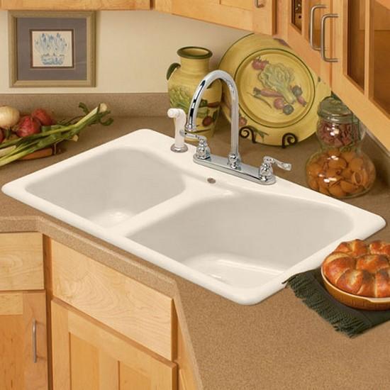 фото угловой мойки для кухни