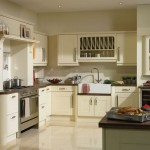 Кухня с ванильным «запахом»