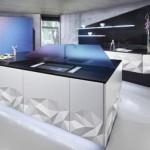 Оригами — модель футуристической кухни