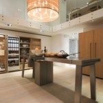 Современный и роскошный дизайн кухни от Bulthaup
