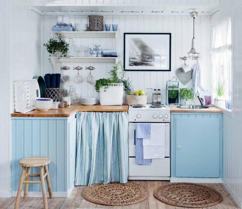 Кухня на даче фото
