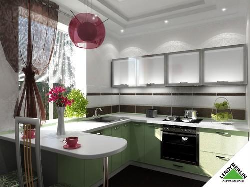 Кухню  мерлен красноярск