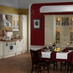 Кухни от фабрики Спутник стиль