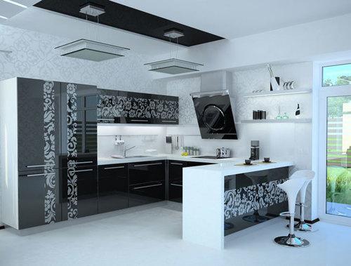 Методы расстановки мебели на кухне – фото идеи