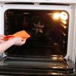 Как отмыть духовку от старого пригоревшего жира