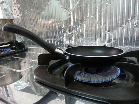Изготовление сковородки в домашних условиях