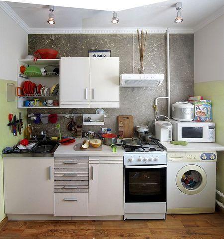 Как дешево сделать ремонт на кухне своими руками фото