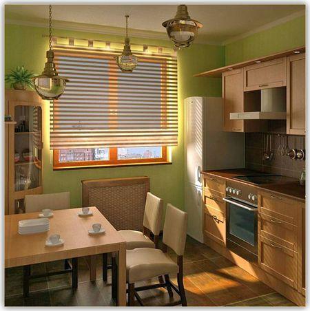 Сделать ремонт недорого на кухне