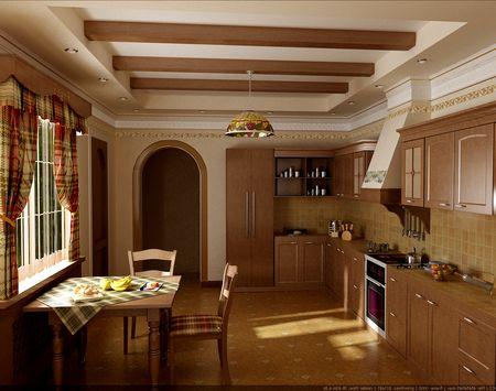 Permalink to U Shaped Kitchen Decorating Ideas