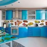 Делаем скинали для кухни своими руками: от идеи до воплощения