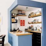Какой должна быть высота столешницы на кухне