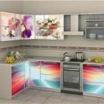 Реставрация кухонной мебели: фасадов гарнитура