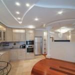 Из чего может быть сделана перегородка между кухней и гостиной