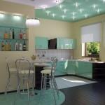 Каким сделать свет на кухне: фото идеи