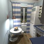 Идеи интерьера кухни 3 на 2 метра