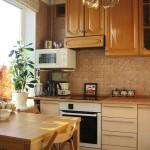 Маленькая кухня 4 кв. м.: идеи дизайна и планировки
