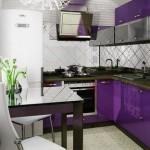 Идеи обустройства кухни 2 на 4 метра